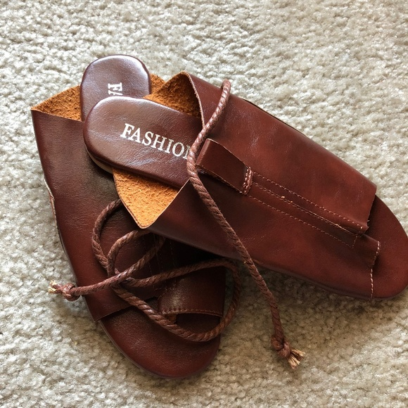 7285fd963329c8 Kaaum Shoes | Sandals By | Poshmark
